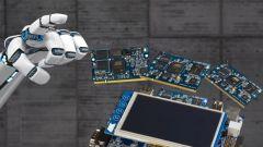 Mikrocontroller, die einen Rechenkern mit vielen Peripheriefunktionen kombinieren.