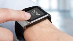Eine Nahaufnahme einer Digitaluhr.