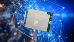 MV31-W Modemkarte von THALES liefert leistungsstarkes 5G erweitertes mobiles Breitband (eMBB) für IoT-Anwendungen.