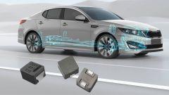 Metal Alloy Induktivitäten für Automobilanwendungen.