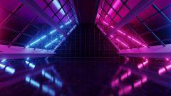 Dieses Bild zeigt eine LED-Lichttechnologie.