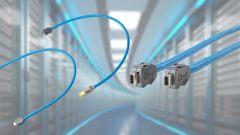Verschiedene Steckverbinder und Kabelkonfektionen für den Industriesektor.