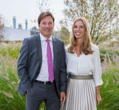 This image shows Sven and Karin Krumpel, CEOs of CODICO.