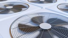 HVAC units (heating, ventilation and air conditioning).